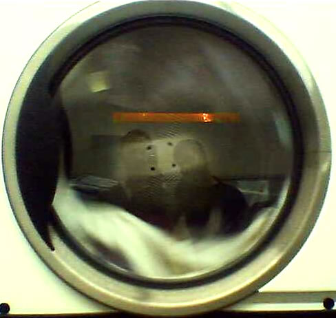 Fire in the dryer
